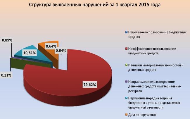 Нарушения в бюджетных учреждениях - Аудит эксперт